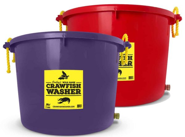 Crawfish Washers