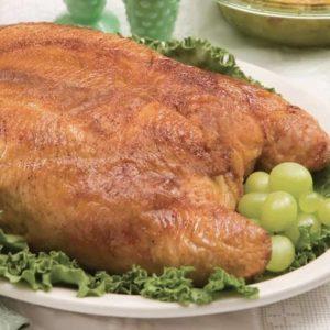 Boudin Stuffed Chicken