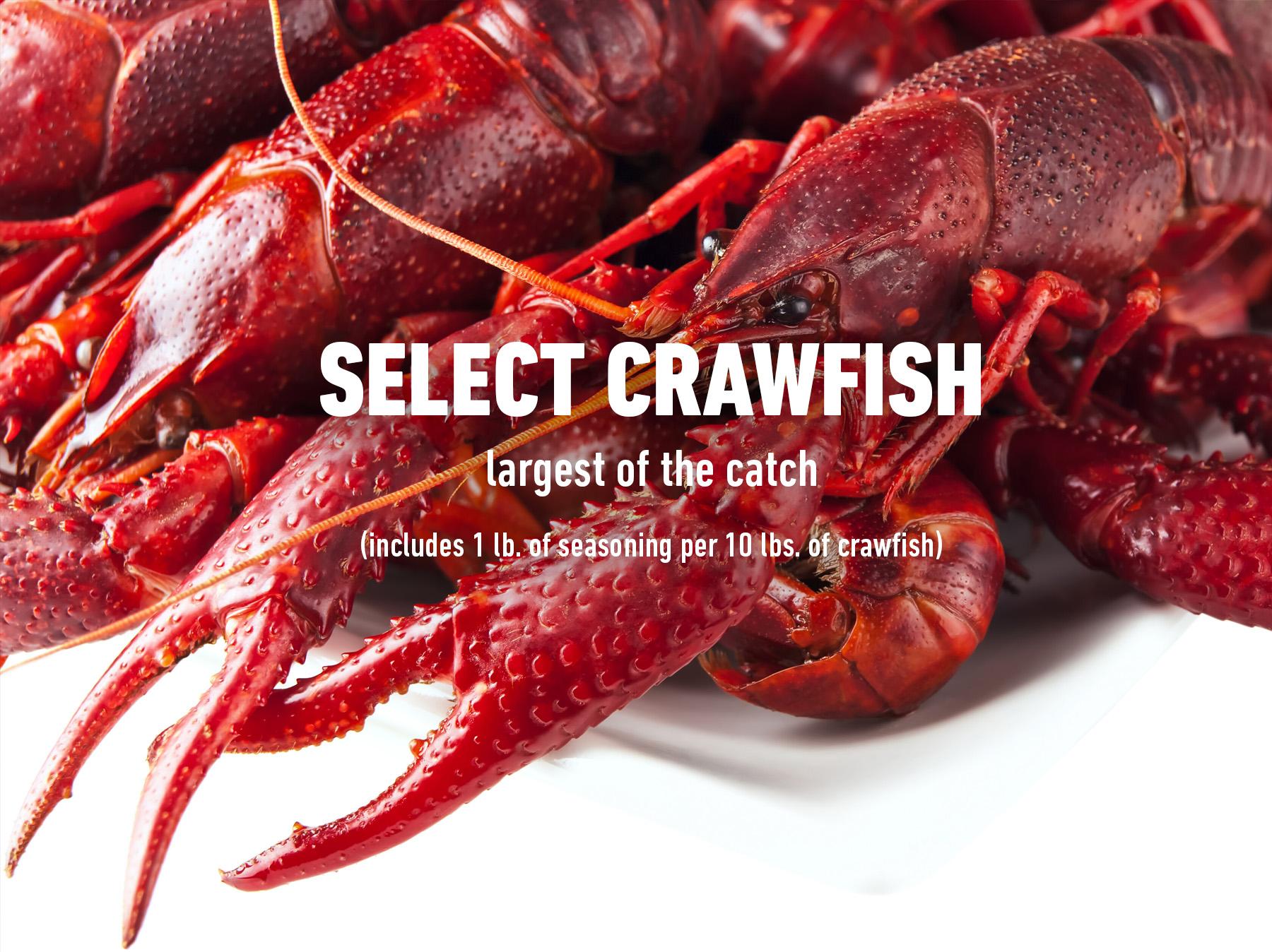 Select Crawfish